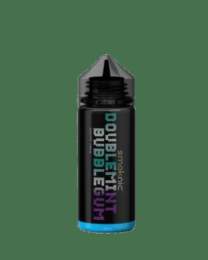 Smoknic - Doublemint Bubblegum E-liquid (100ml)